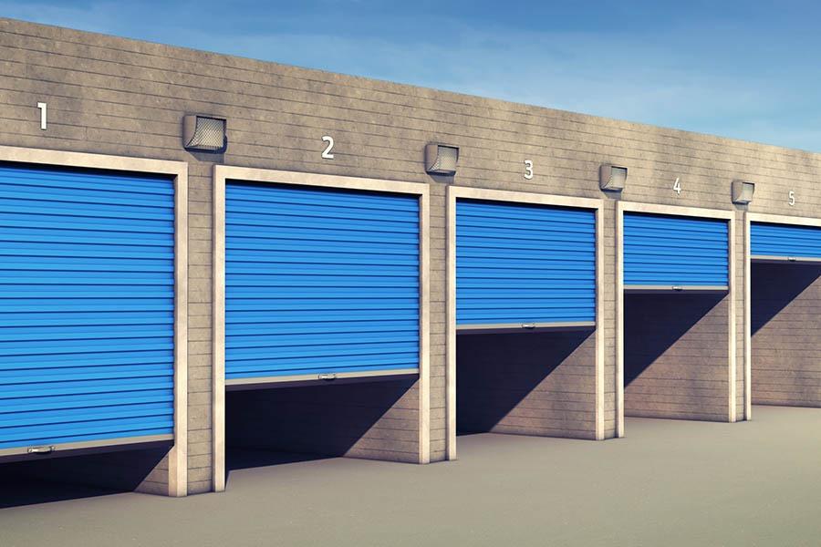 garaże do wynajęcia